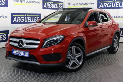 Mercedes Benz GLA 220d 4Matic AMG Line coches lujo Madrid