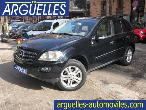 Mercedes Benz ML 320 CDI 4MATIC coche de ocasión