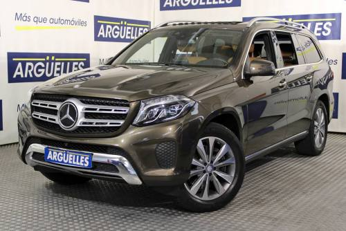 Mercedes Benz GLS 500 4Matic 7Plazas Full Extras