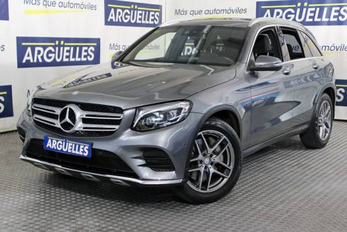Mercedes Benz GLC 250d 4Matic AMG Line AUT 205cv coches lujo Madrid