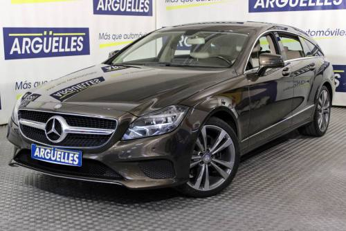 Mercedes Benz CLS 250d Shooting Brake 204cv Muy equipado