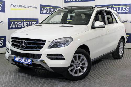 Mercedes Benz ML 350d Bluetec 4Matic coche de ocasión