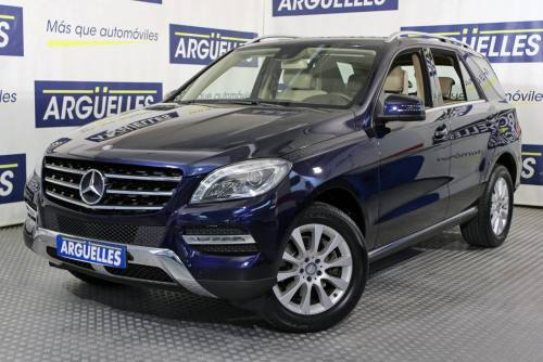 Mercedes Benz ML 250d Bluetec 4Matic coche de ocasión
