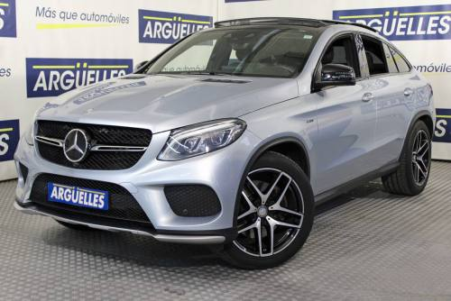 Mercedes Benz GLE 43 AMG 4MATIC Coupé 367cv