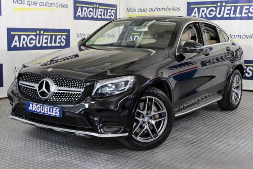 Mercedes Benz GLC 220d Coupé AMG Line 4Matic 170cv AUT