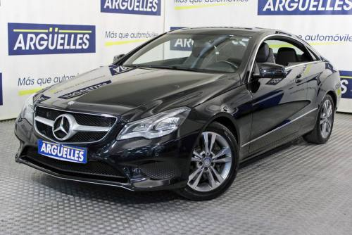 Mercedes Benz E320 Coupe AUT