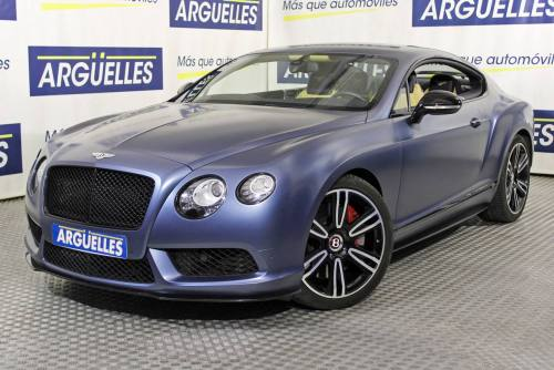 Bentley Continental GT V8 S 528cv AUT