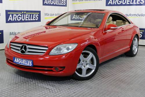 Mercedes Benz CL 500 387cv AUT
