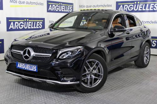Mercedes Benz GLC Coupe 250d 4Matic AMG Line 205cv