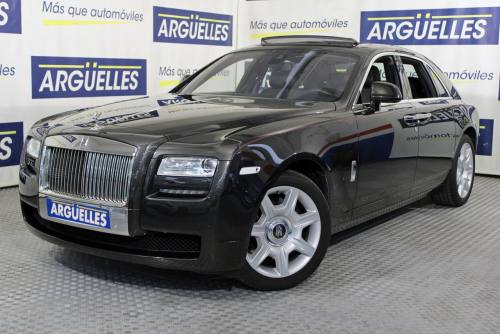 Rolls Royce Ghost V Specification 602cv ÚNICO EN EUROPA
