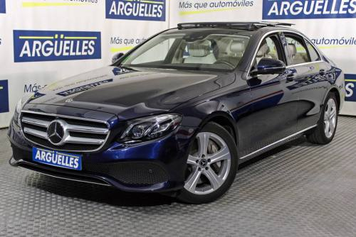 Mercedes E 350d 4Matic 258cv AUT