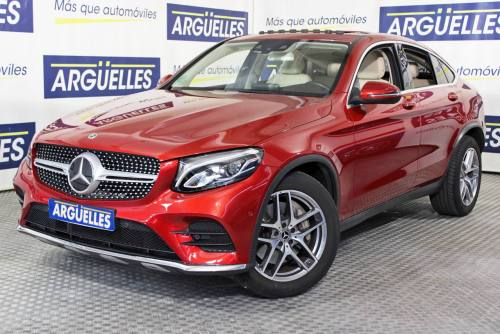 Mercedes GLC 350d 4MATIC Coupé 258cv