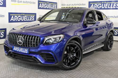 Mercedes Benz GLC 63 AMG Coupe 4Matic+ FULL EQUIPE  coche de ocasión