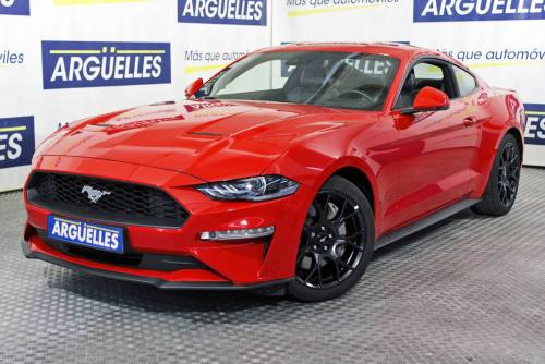 Ford Mustang Fastback 2.3 EcoBoost 290cv Aut